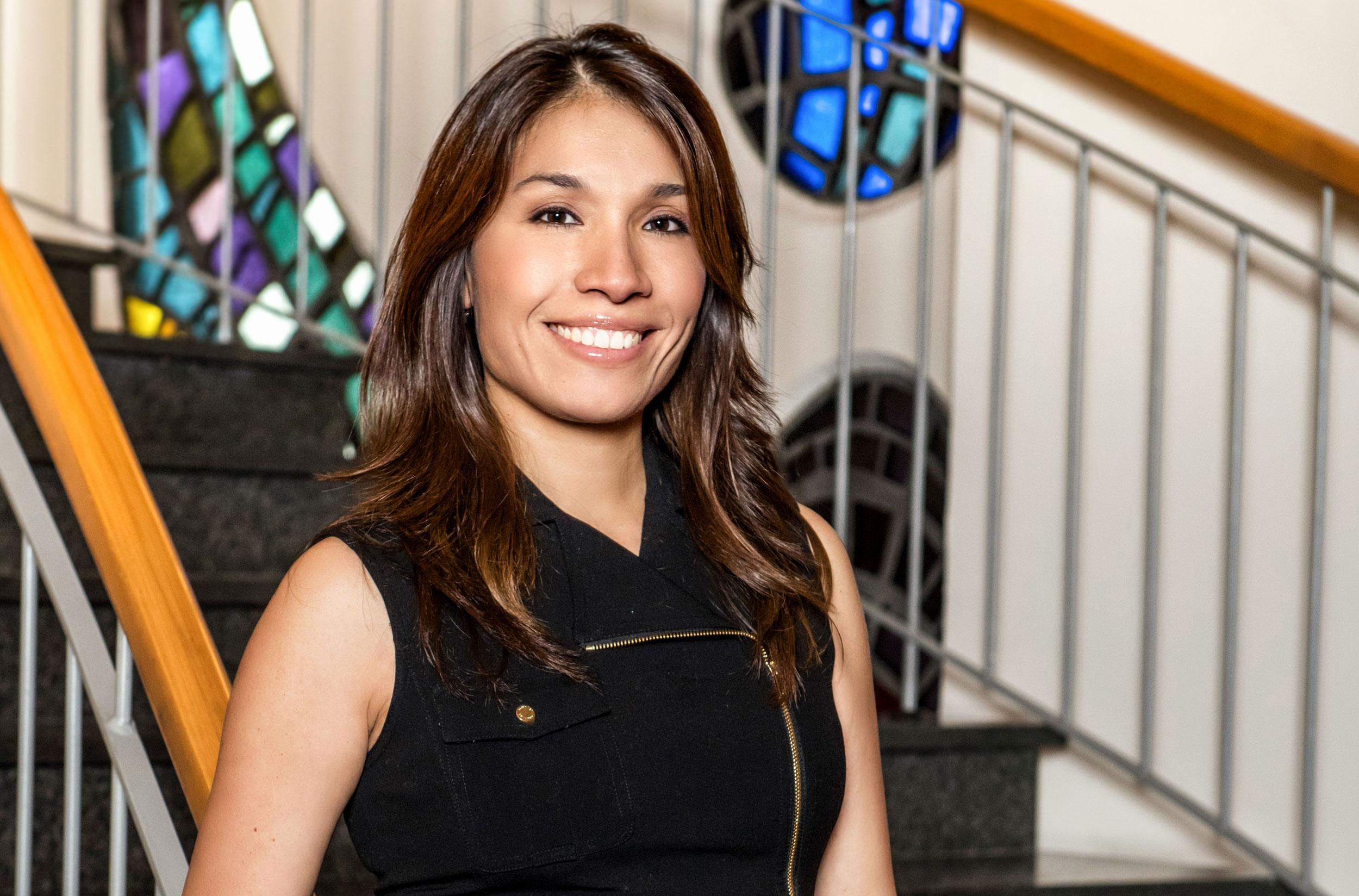 Roxana Ortega, Estartu.org